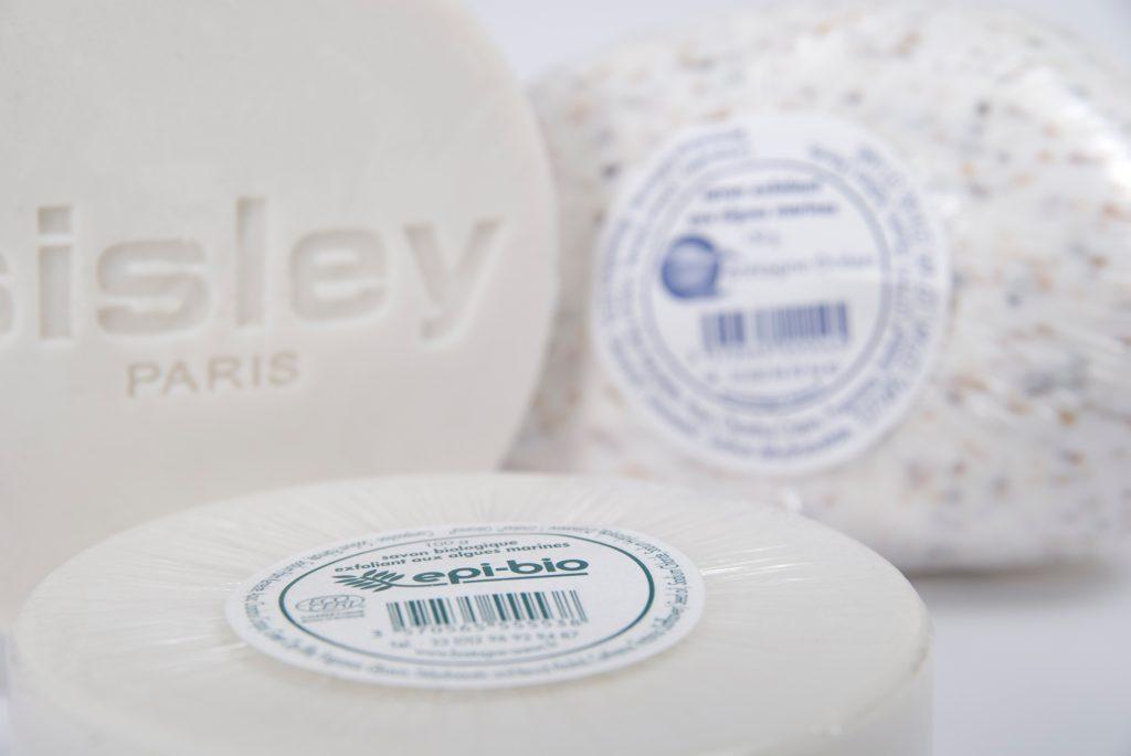 Fabrication d'étiquettes cosmétiques