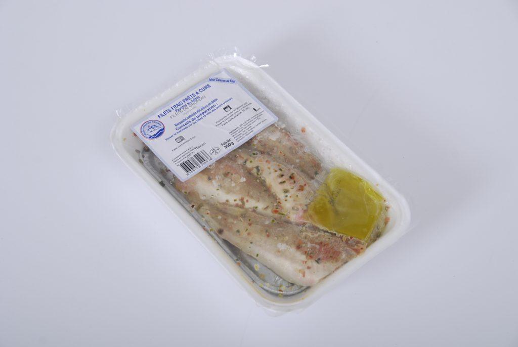 Impression étiquettes aliments frais