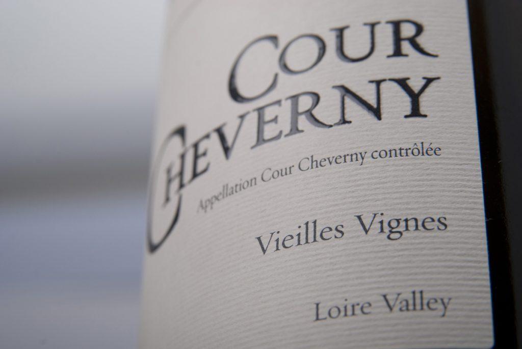 Impression étiquettes Cheverny vins